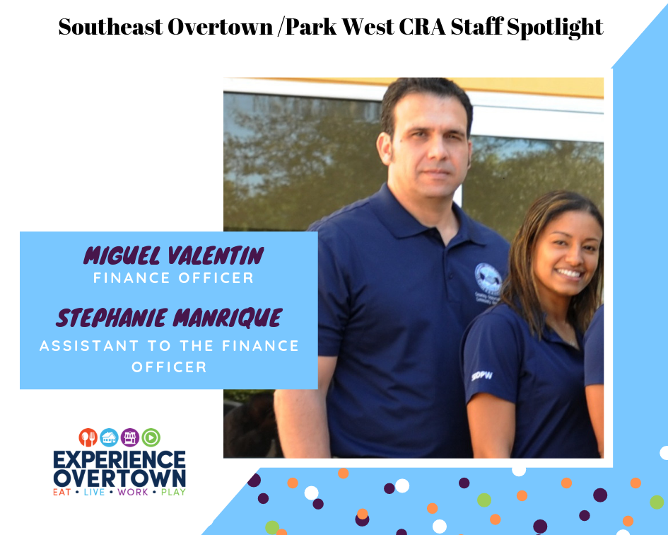 Experience Overtown - Southeast Overtown / Park West Community